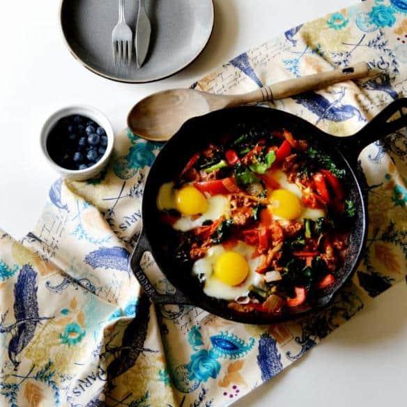 Paleo Breakfast Skillet