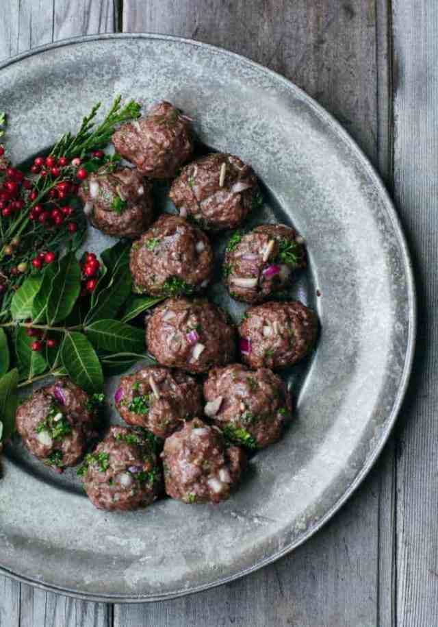 The Best Party Meatballs, Ever