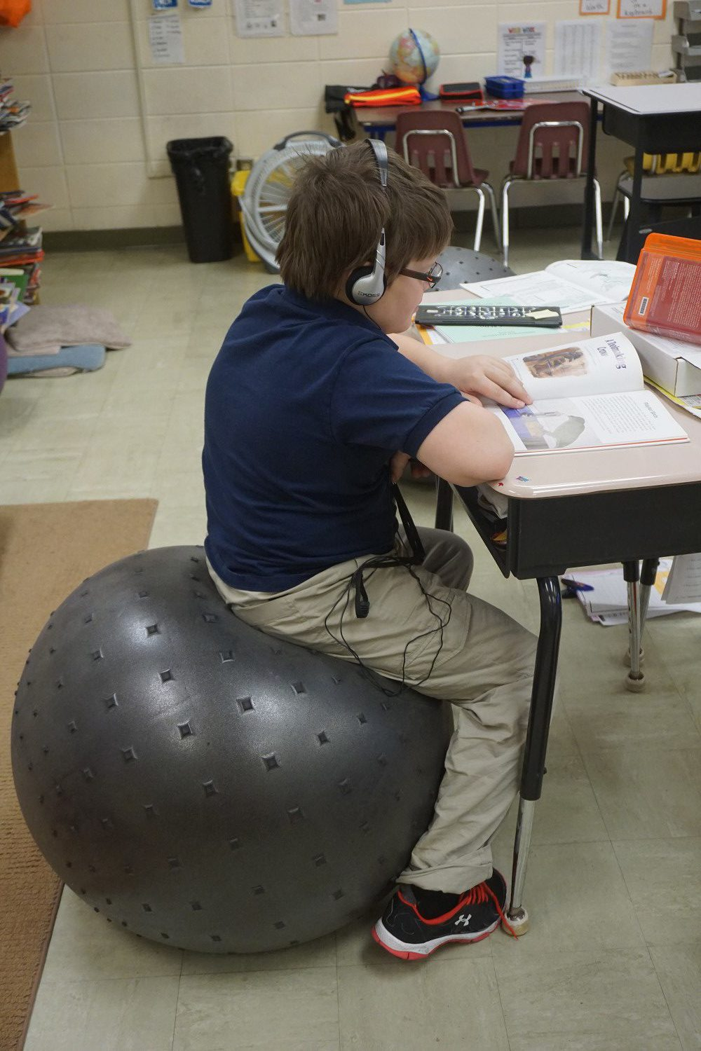 Exercise Ball Desk Chair Exercise Balls As Desk Chairs One Teacher S Experience Thriving