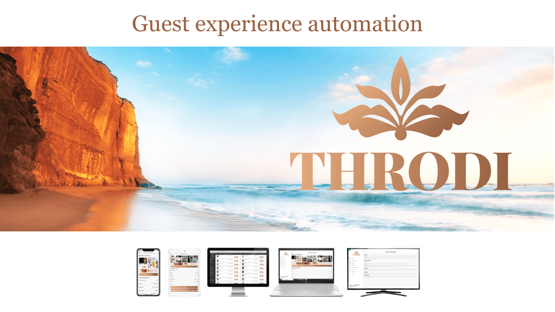 Throdi Application