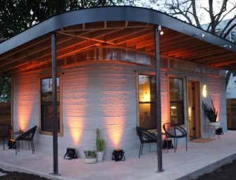 3D-Printed House: Revolutionary Living Spaces