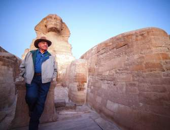 Dr. Zahi Hawass: Egyptian Antiquities' Living Legend