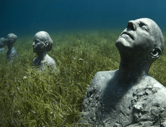 Jason deCaires Taylor: Art in the Depths