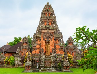 The Exquisite and Exotic Wood Carvings of Bali