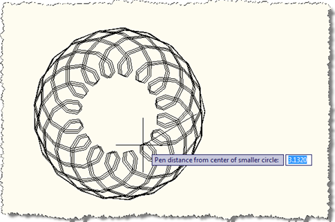 Using a jig from F# to create Spirograph patterns in