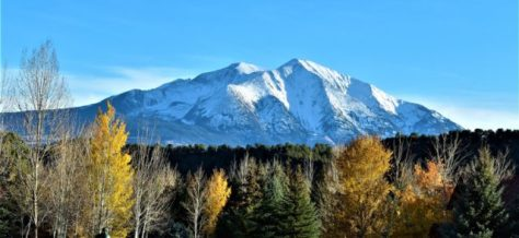 The Twin Summits of Mount Sopris Near Carbondale, Colorado, Known by the Ute Indians as Mother Mountain, and by the Early Settlers as Ancient Mountain Heart Sits There. Photograph by Michael Patrick McCarty