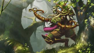 Allerian Windrunner - Elven Ranger