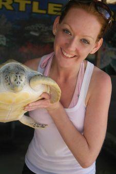 Turtle Island, yay!