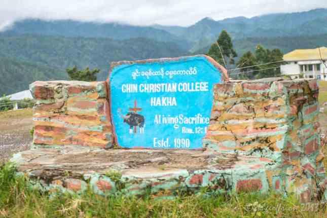Hakha, Chin Hills