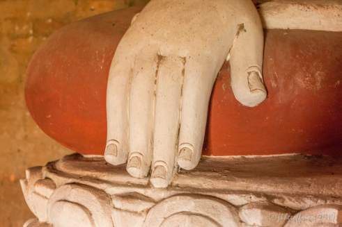 Touch the Earth Buddha