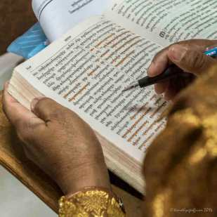 Considering a New Testament story