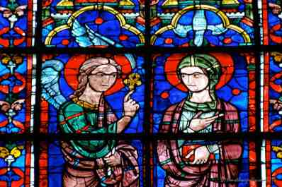 13th century, Apsidal window