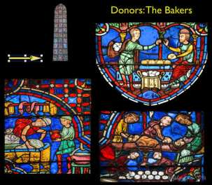 Window Donors: The Bakers
