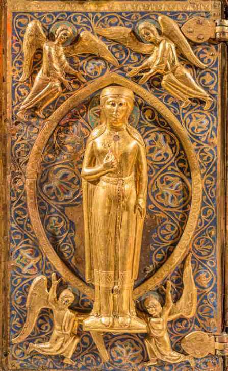 Female saint