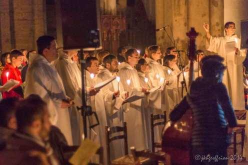 The Chemin Neuf Choir