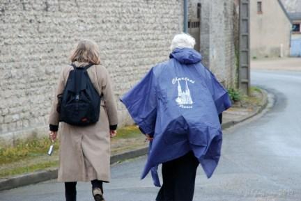Modern-day pilgrims