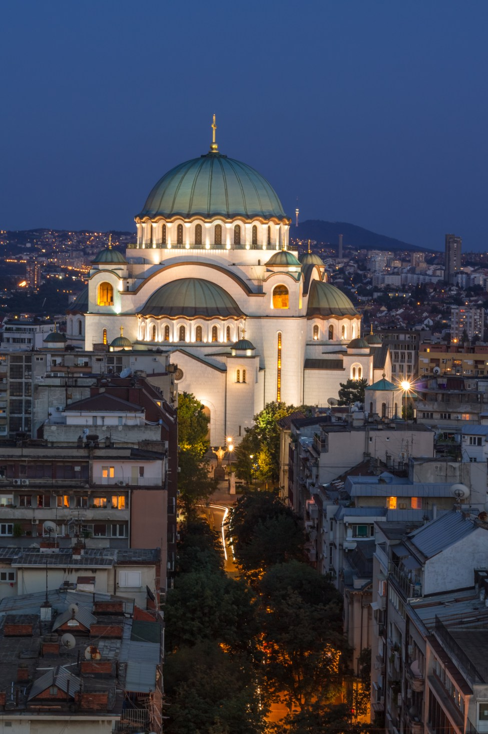 Evening - Saint Sava