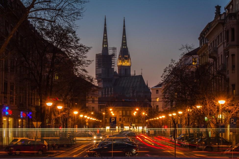 Zagreb - Evening