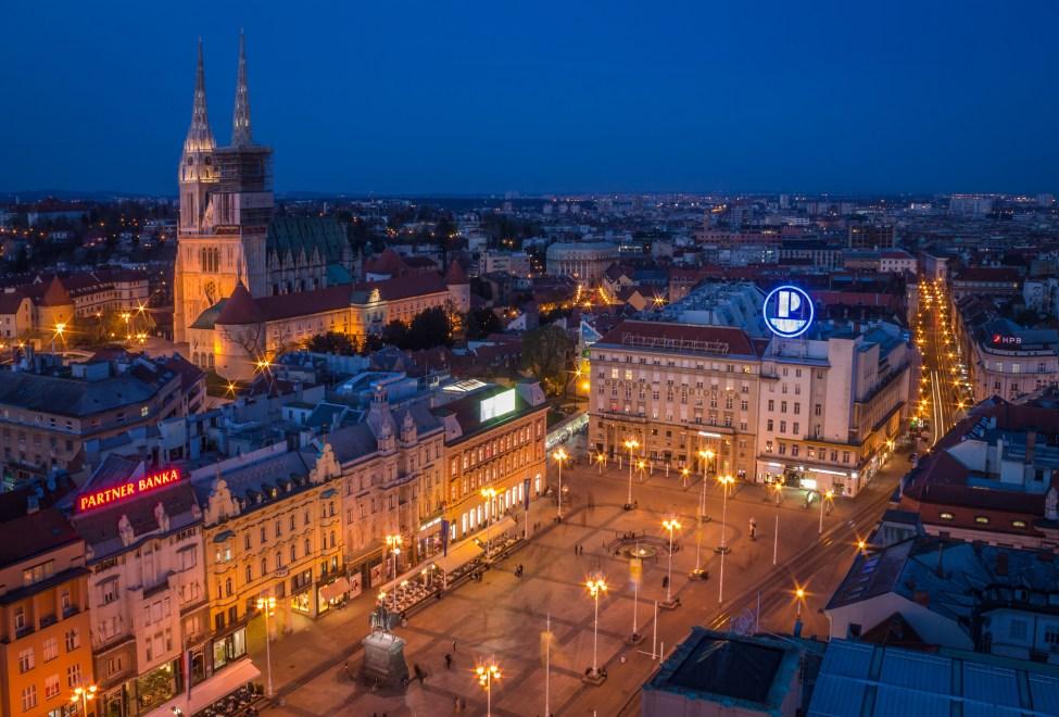 Zagreb - Eye