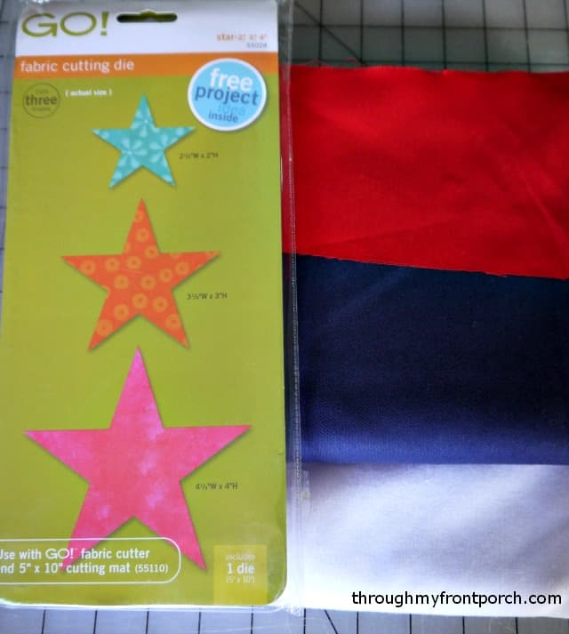 How To Sew A Stars and Stripes Pillow