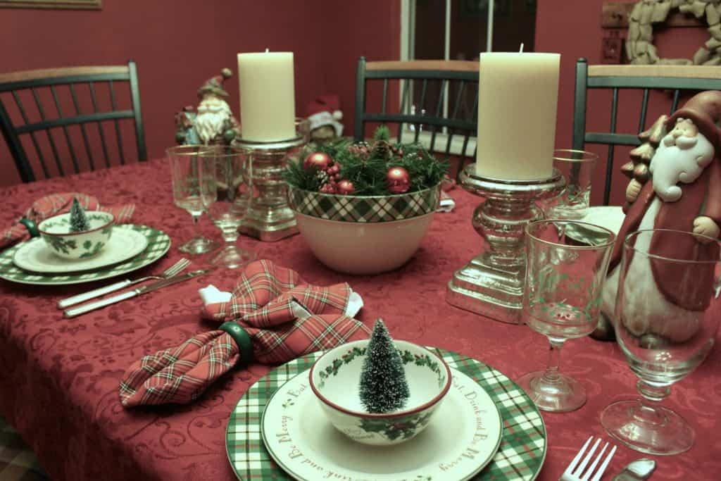 Christmas Table 2015