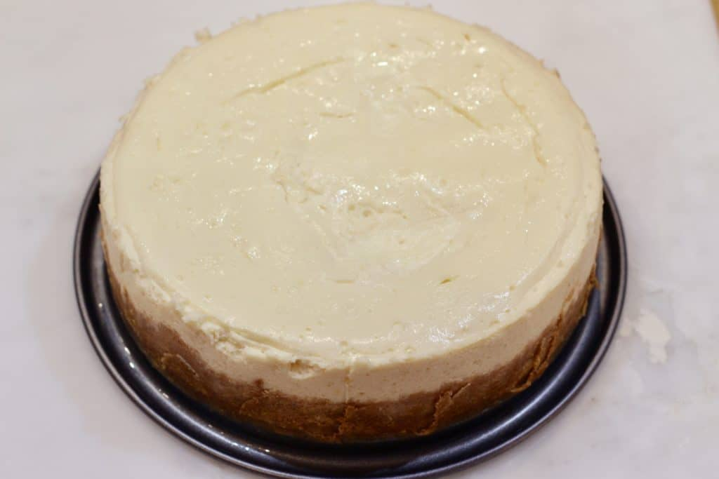 You Can Make Cheesecake In An Instant Pot
