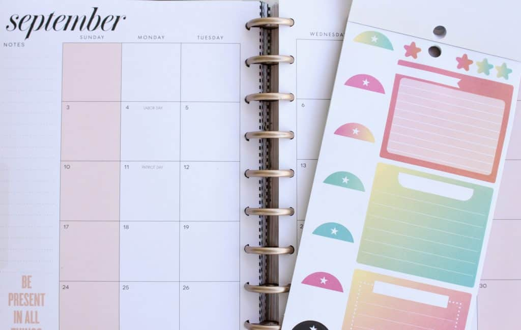5 Reasons Your Planner Is Failing You