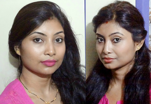 Maybelline lip gradation Pink1 Mauve 1