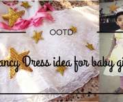 Fancy dress idea for baby girl| Fancy Dress idea for 2 years old girl| OOTD post for a baby girl