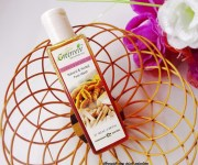 Greenviv Turmeric and Sandalwood Natural & Herbal  Face Wash: Review