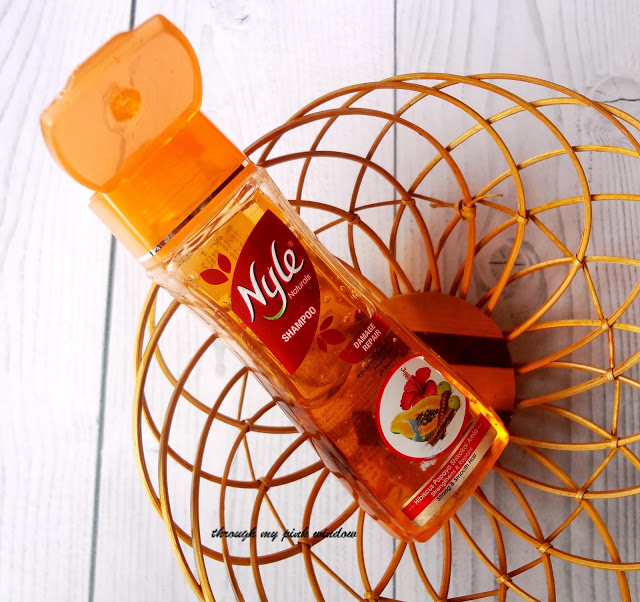 Review of Nyle Damage repair Shampoo