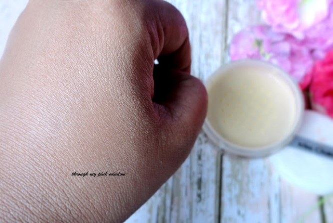 Miss Claire Blooming Face Powder in TL4   Most Affordable Banana Powder
