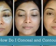 How Do I Conceal and Contour My Face | Makeup Gyan