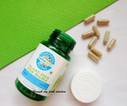 Find Vegetarian source of Omega-3 Fatty Acid in Mamaearth Plant DHA Capsule