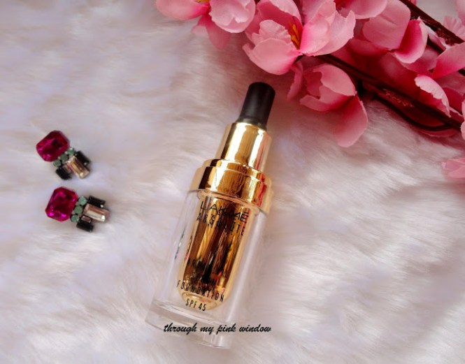 Lakme Absoule Argan Oil Serum Foundation with SPF45 in 05 Honey Dew: Review, Swatch and MOTD