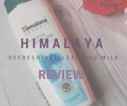 Himalaya Refreshing Cleansing Milk: Review