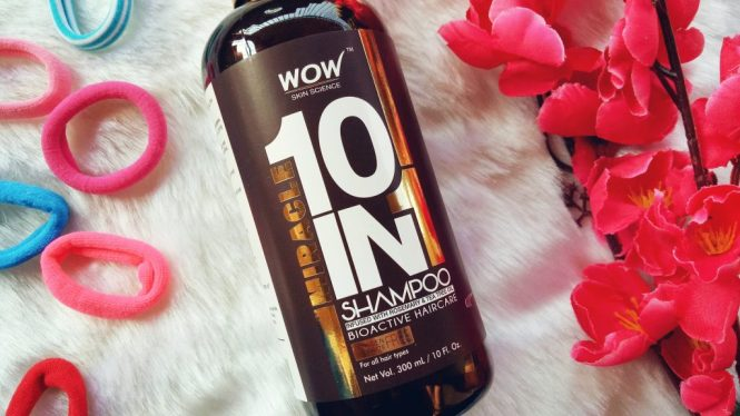 Wow Organic Miracle 10 in 1 Shampoo Review