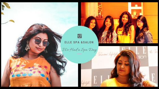 We had a Spa Day! ft. Elle Spa & Salon