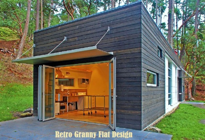 What are Some Interesting Granny Flat Designs to Try Out?
