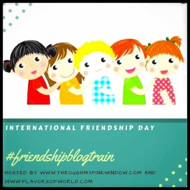 Blogging and Friendship #FriendshipBlogTrain