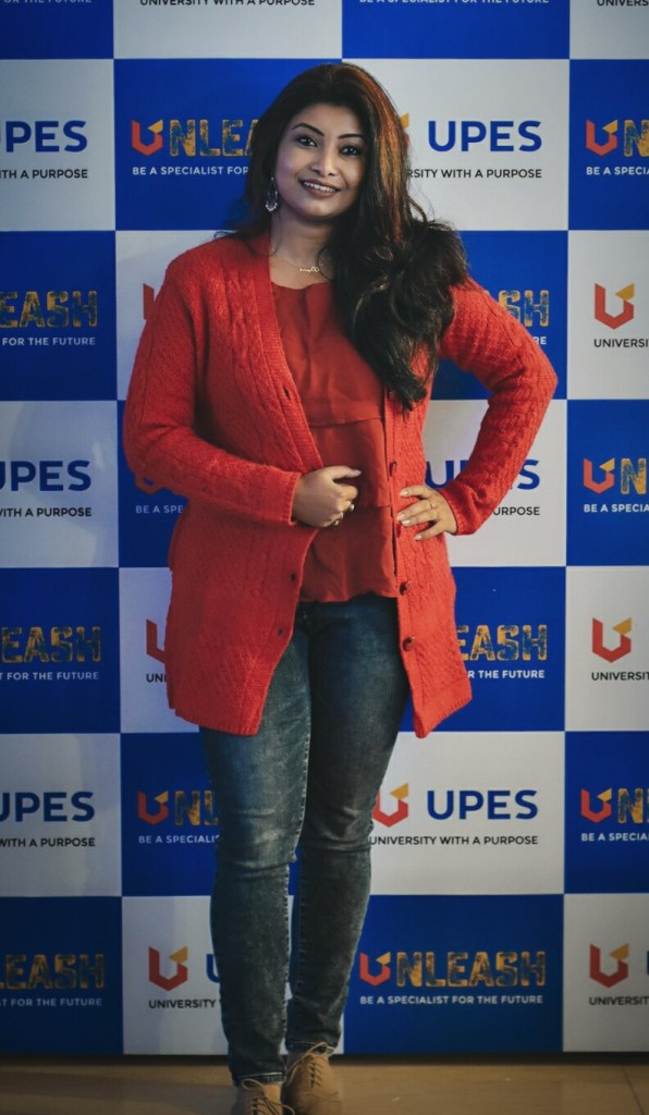 UPES Unleash Event