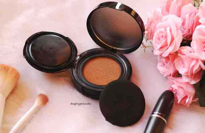 Wet n Wild Mega Cushion foundation in shade 120A Natural Beige Review