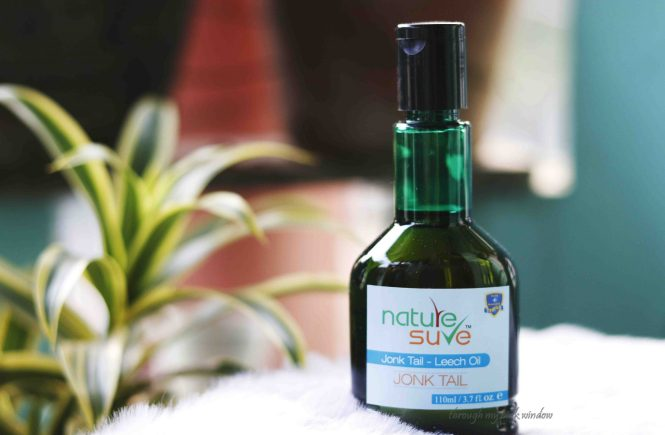 Nature Sure Jonk Oil - Leech Oil : Review