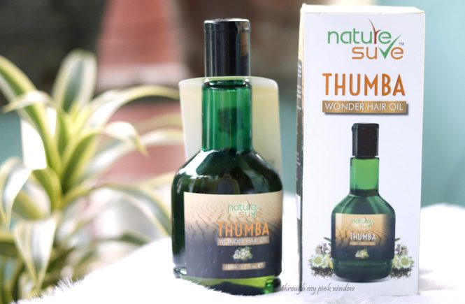 Nature Sure Thumba Wonder Hair Oil for Men and Women