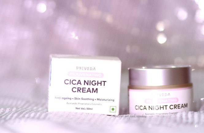 Rejuvenate Dull Skin with CICA Night Cream