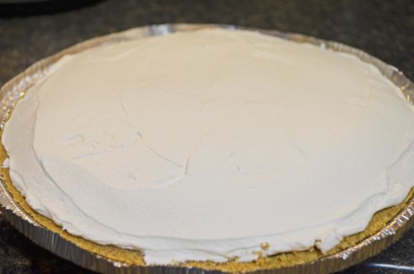 Chocolate Whip Pie by 3GLOL.net