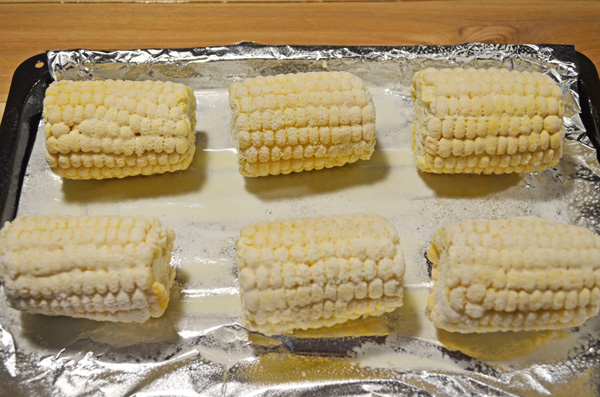 Ranch Style Corn on the Cob