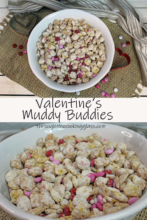 Valentine's Muddy Buddies