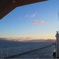 A ferry Sky; Meditations on Black Friday