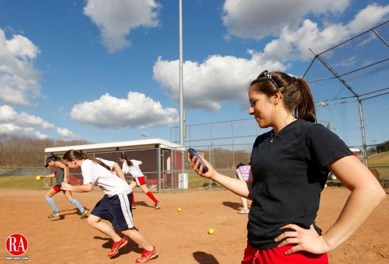 wolcott softball